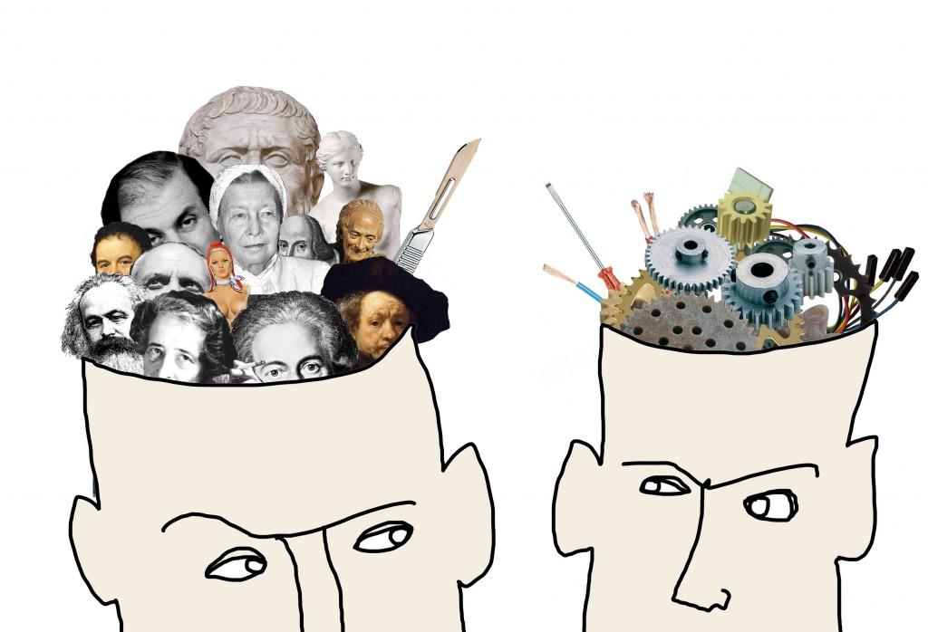 Het vervlogen Bildungsideaal, beweend door Floor Millikowsky, verdedigd tegen het utilitaire denken.