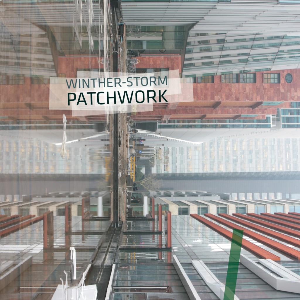 Patchwork van Winter-Storm